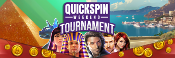 Quickspin Weekend Tournament στο Stoiximan.gr