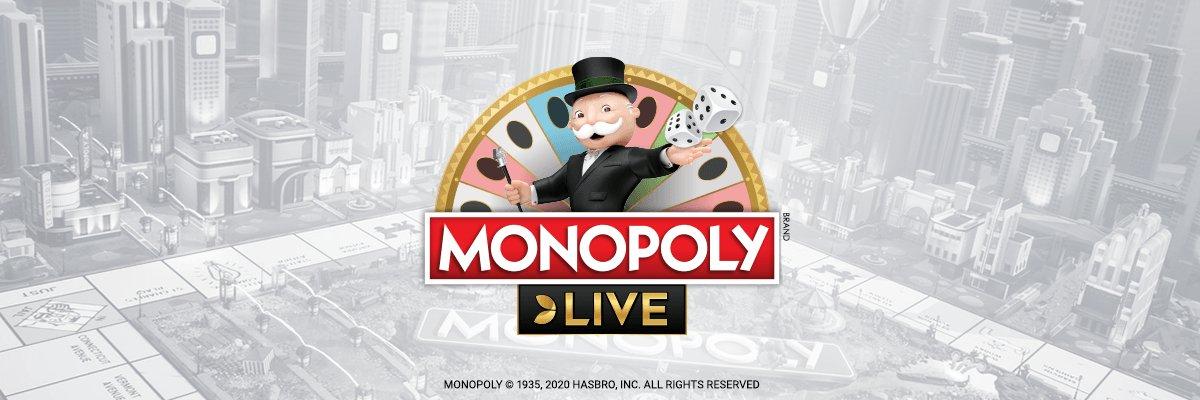 """Κάθε Πέμπτη μεγάλη *Προσφορά """"MONOPOLY Live Nights"""" στο Stoiximan.gr!"""